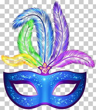 Carnival Of Venice MassKara Festival Mask PNG