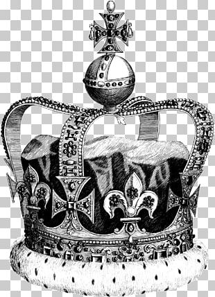 St Edward's Crown Crown Jewels Of The United Kingdom Monarch Imperial State Crown PNG