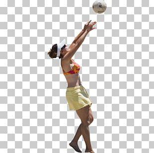 Beach Volleyball Team Sport PNG