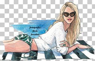 Fashion Illustration Drawing Art Illustrator PNG
