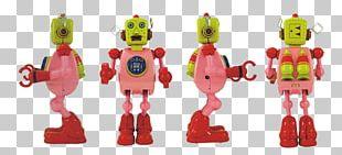 Robot Toy Euclidean PNG