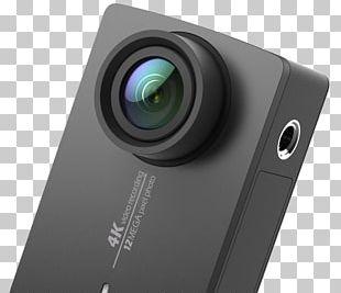 YI Technology YI 4K Action Camera Video Cameras 4K Resolution PNG