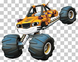 Blaze And The Monster Machines Stripes PNG