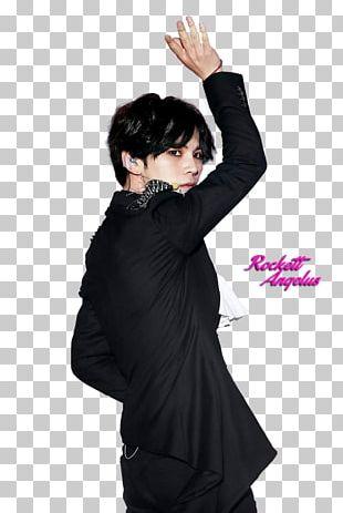 Shoulder Outerwear Costume Sleeve Black M PNG