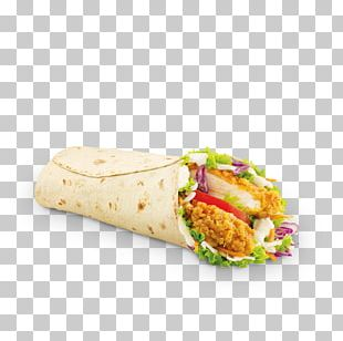 Wrap Chicken McDonald's Big Mac Fast Food Shawarma PNG