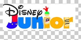 Disney Junior Logo Disney Channel The Walt Disney Company Television PNG