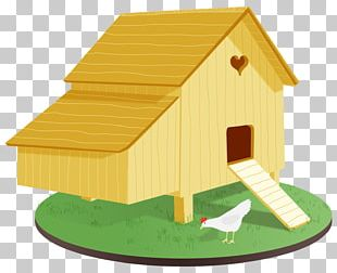 Chicken Coop Building House PNG