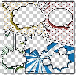 Comics Dialog Box PNG