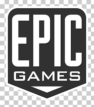 Logo Fortnite Epic Games Video Games PNG