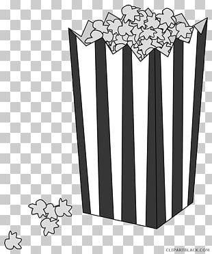Kettle Corn Popcorn Cinema Film Drawing PNG