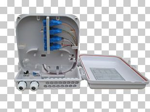 Fiber Optic Splitter Passive Optical Network Optical Fiber Light PNG