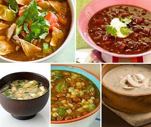 Vegetarian Cuisine Chili Con Carne Taco Soup Vegetable Soup PNG
