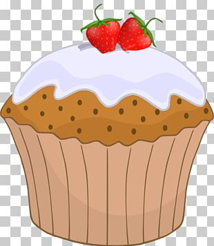 Cupcake Muffin Frosting & Icing Birthday Cake Carrot Cake PNG