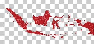 Indonesia City Map PNG