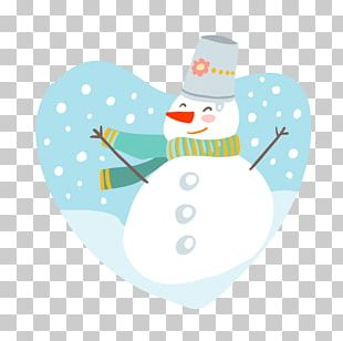 Snowman Winter PNG