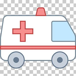 Ambulance Computer Icons Emergency Medical Services Health Care PNG