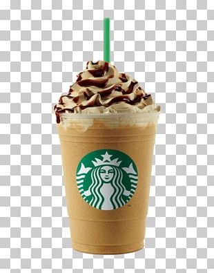 Cafe Iced Coffee Latte Starbucks PNG
