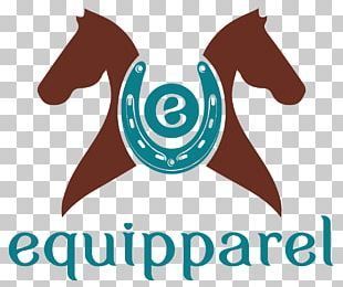 Clothing Brand Equipparel Logo Equestrian PNG