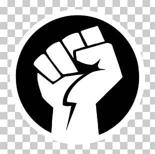 Raised Fist PNG