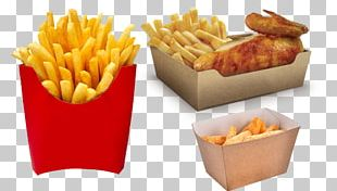McDonald's French Fries Chicken Nugget Chicken And Chips Fish And Chips PNG