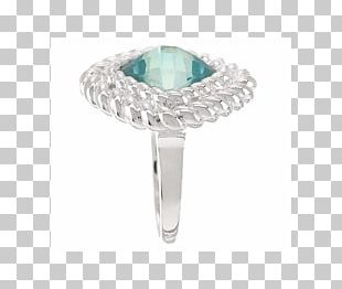 Turquoise Body Jewellery Silver PNG