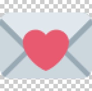 Love Letter Emoji Computer Icons PNG