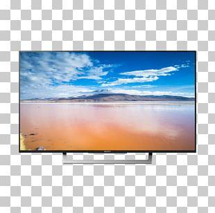 Sony BRAVIA XE80 LED-backlit LCD 4K Resolution Smart TV PNG