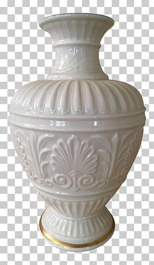 Vase Lenox Ceramic Bone China Decorative Arts PNG