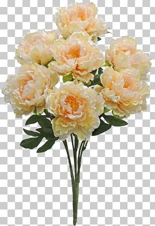 Artificial Flower Garden Roses Cut Flowers PNG