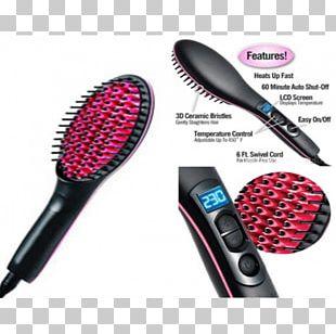Hair Iron Comb Hair Straightening Hair Dryers Brush PNG