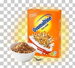 Ovaltine Muesli Breakfast Cereal Chocolate Bar Oreo O's PNG