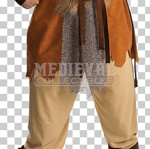 Early Middle Ages Viking Costume Clothing PNG