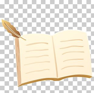 Paper Book Writing PNG