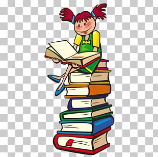 Book Reading Free Content PNG