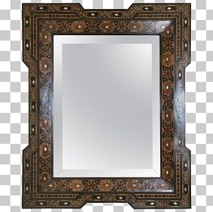 Frames Mirror Furniture Inlay Decorative Arts PNG
