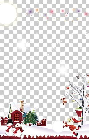 Poster Christmas PNG