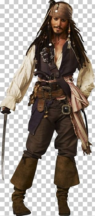 Jack Sparrow Pirates Of The Caribbean: The Curse Of The Black Pearl Piracy Film PNG