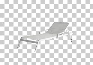 Plastic Sunlounger Chaise Longue Chair PNG