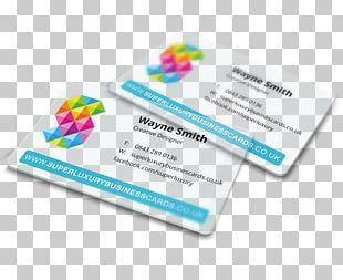 Business Cards Printing Plastic Visiting Card Card Stock PNG
