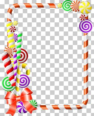Candy Land Candy Cane Lollipop Cotton Candy PNG