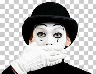Mime Artist Stock Photography PNG
