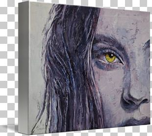 Oil Painting Canvas Print Art PNG