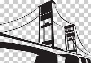 Ampera Bridge Information PNG