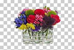 Flower Bouquet Floristry Cut Flowers Ginkgo Florists PNG