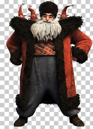 Jack Frost Tooth Fairy Santa Claus North Character PNG