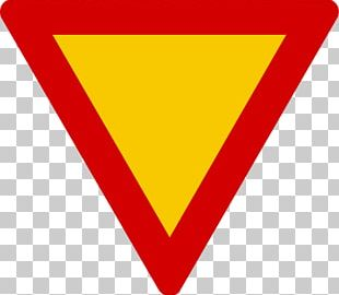 Yield Sign Traffic Sign Christian Stop Sign PNG