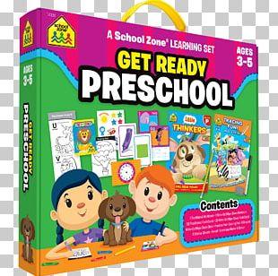 Big Preschool Workbook Pre-school Learning School Zone PNG