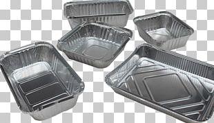 Aluminium Foil Tray Food Plastic PNG
