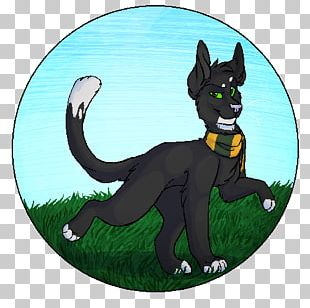 Cat Dog Breed Character Fiction PNG