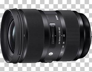 Sigma 24-35mm F2 DG HSM Art Sigma Corporation 35mm Format Camera Lens Full-frame Digital SLR PNG